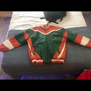 Vintage (2001) Jeff Hamilton Miami Leather Jacket
